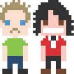 McNeil and Pamphilon Go 8-Bit